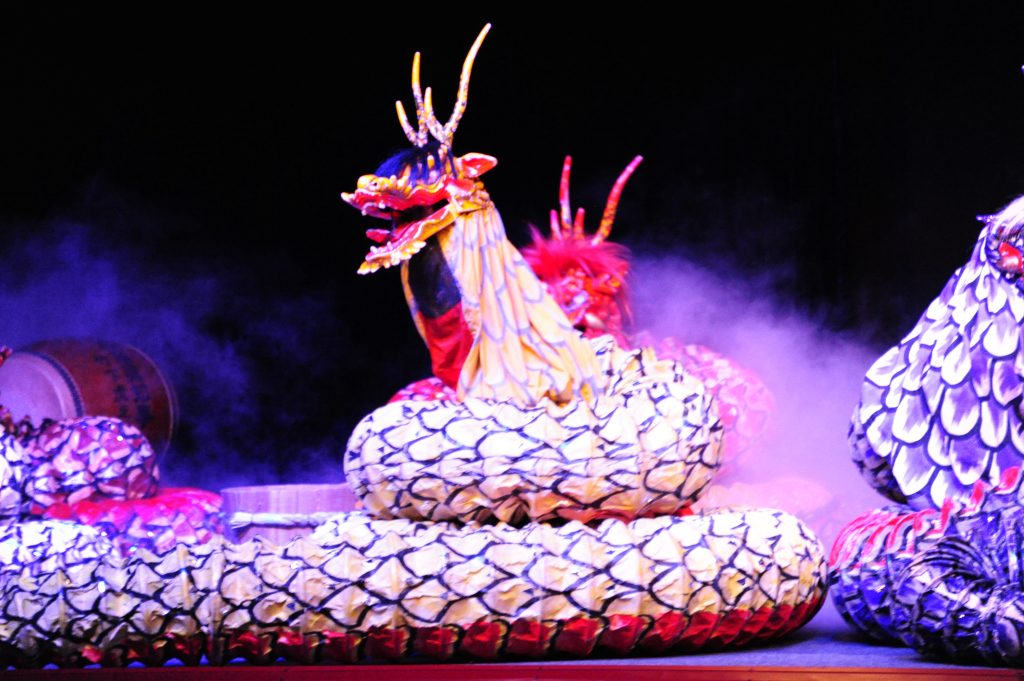 広島神楽公演